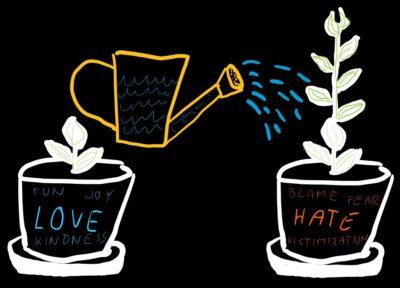 Love & Hate Flowers